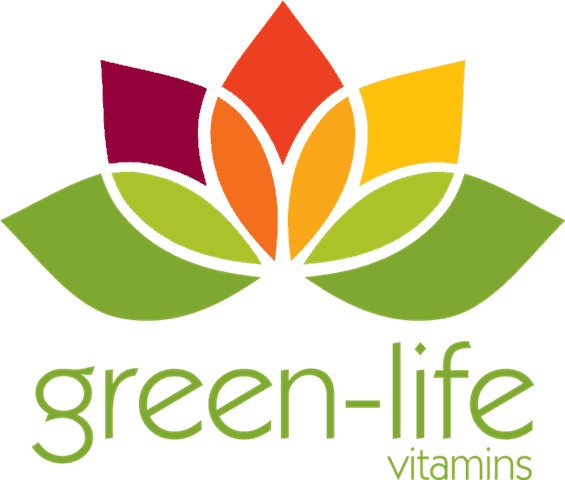 Green Life Vitamins-Logo