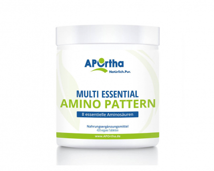 Multi Amino Pattern essential  - 420 vegane Tabletten