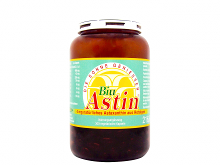 BiuAstin Astaxanthin Hawaii 4mg vegan