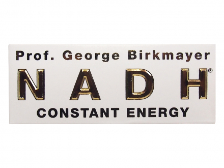 NADH Constant Energy oral - Prof. George Birkmayer