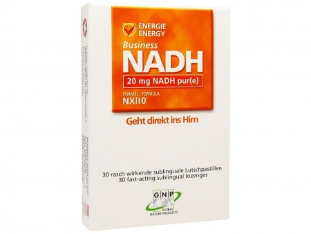 NADH NX|10 Plus - 20 mg NADH