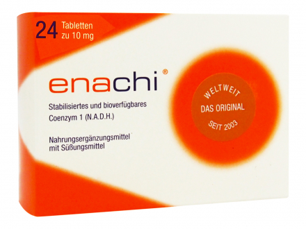 ENACHI NADH 10 mg - Probierpackung