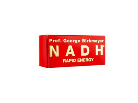 NADH Rapid Energy 20mg subl. - Prof. George Birkmayer